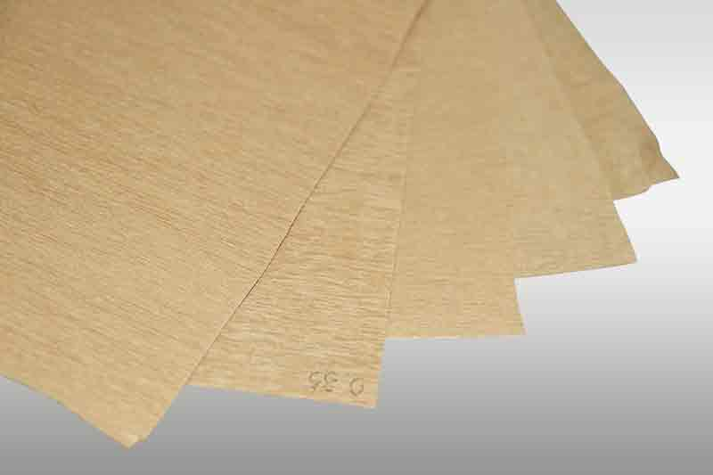 electrical insulation crepe paper/paper tube